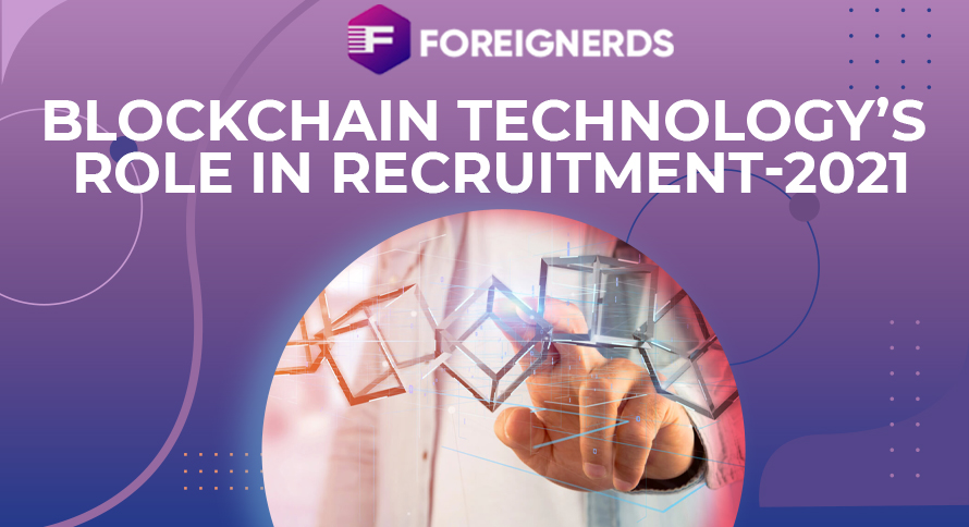 Blockchain Technology's Role in Recruitment-2021