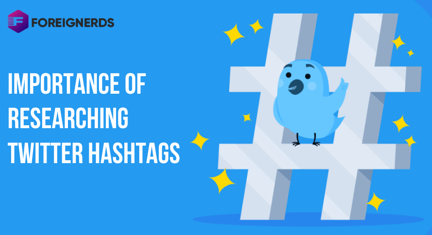 Importance of Researching Twitter Hashtags