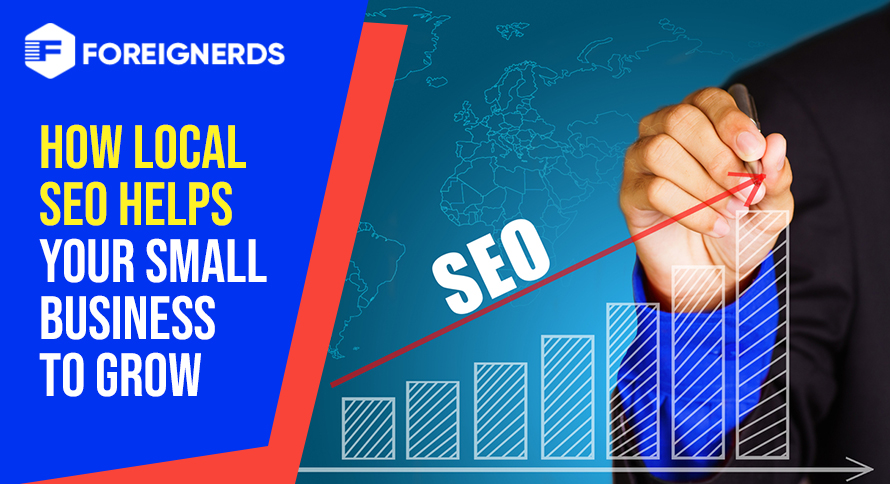 How Local SEO Helps Your Small Business to Grow