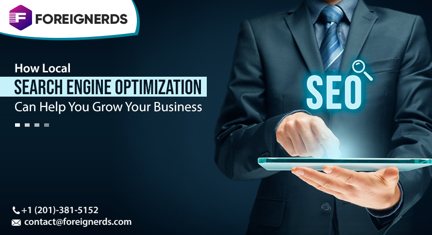 How Local Search Engine Optimization Can Help You Grow Your Business